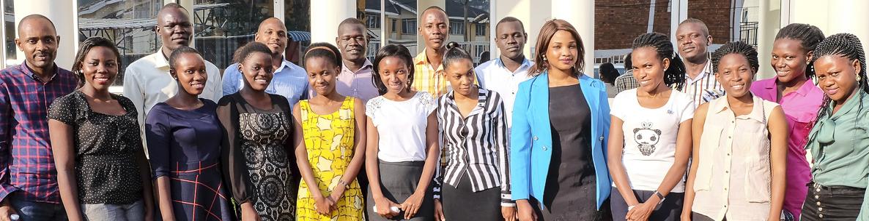 Reignite programme participants